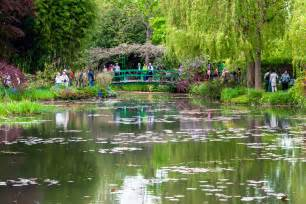 giverny garten monet s gardens in giverny moments