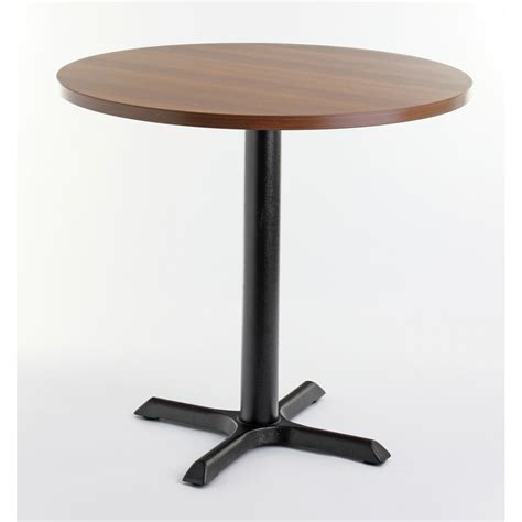 walnut top dining table from ultimate contract uk