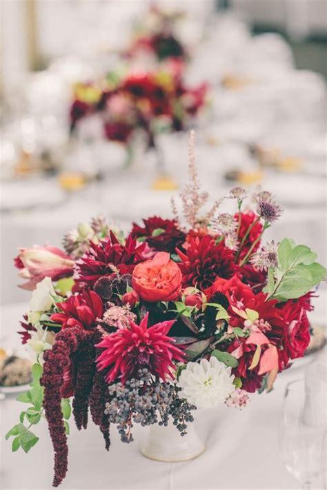 winter flower centerpieces botanical garden