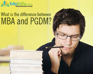 Difference Between An Mba And A Pmba by What Is The Difference Between Mba And Pgdm Edubilla
