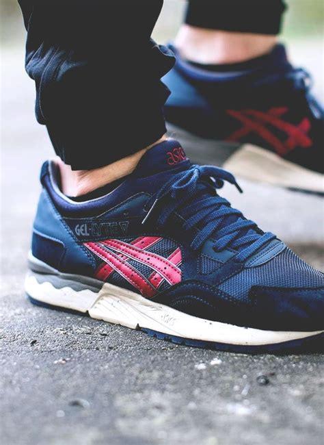 Sepatu Asics Gel Lyte 3 navy gellytev asics sneakers style discount shoes and sneakers