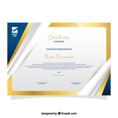 Modele Diplome Gratuit Bordure mod 232 le de dipl 244 me avec bordure en or t 233 l 233 charger des