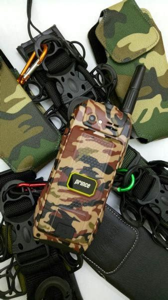 Handphone Outdor Prince Army Limited Edition jual beli prince pc 9000 army loreng special edition