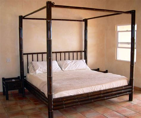 bamboo canopy bed best 133 bamboo projects images on pinterest diy and