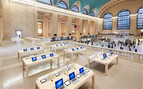 Best Layout Blind Apple Store Grand Central New York 187 Retail Design Blog