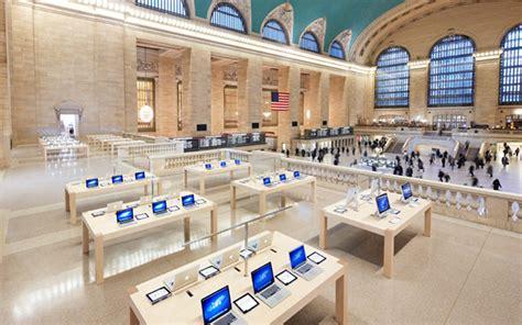 Apple store ? Grand Central, New York » Retail Design Blog
