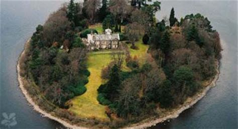 Crazy Houses derwent island house stately home in cumbria england