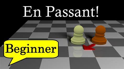 en passant en passant chess rule explained