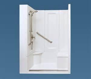 sanspa acrylic barrier walk in shower 0315swk 1 926