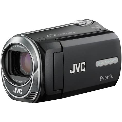 jvc gz ms230 everio s flash memory black gzms230bus b h