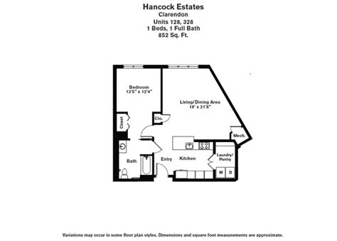 hp on floor plan community luxury apartment amenities hancock estates