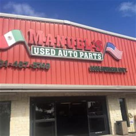 Used Auto Parts Houston Tx by Manuel S Used Auto Parts Auto Parts Supplies 5305