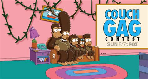 the simpsons com couch gag think you have a great idea for an original the simpsons