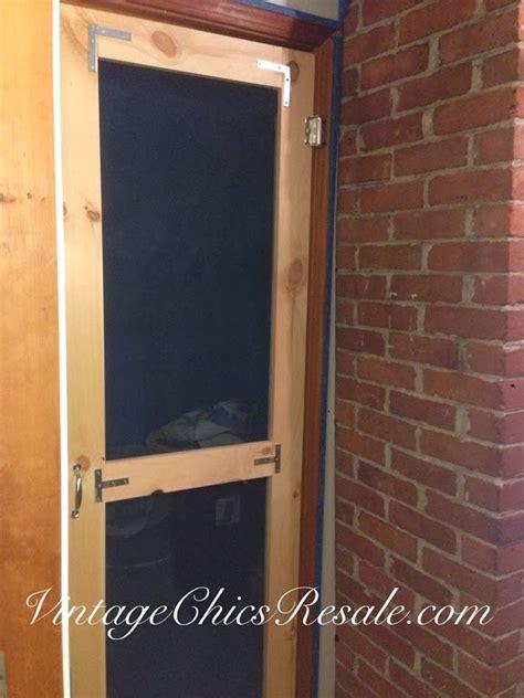 Bedroom Screen Door Hometalk