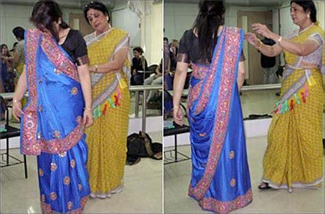 gujarati saree draping steps gujarati saree draping steps 28 images 17 best images
