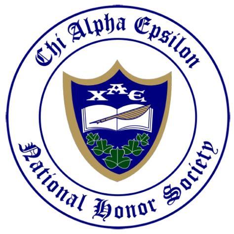 Epsilon Delta Alph Pi International Honor Society For Mba by Chi Alpha Epsilon Honor Society Qc Seek