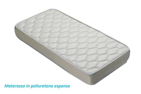 materasso foppapedretti materasso lettino materassi materasso per lettino
