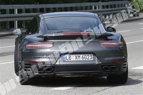 new porsche 911 turbo exclusive new porsche 911 turbo s spy shots put 992