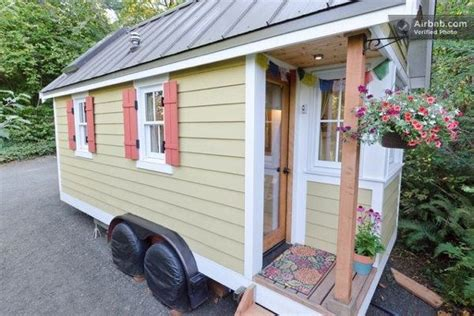 tiny houses to rent cozy tiny house for rent in olympia wa