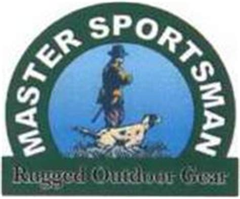 master sportsman rugged outdoor gear master sportsman rugged outdoor gear trademark of prestige