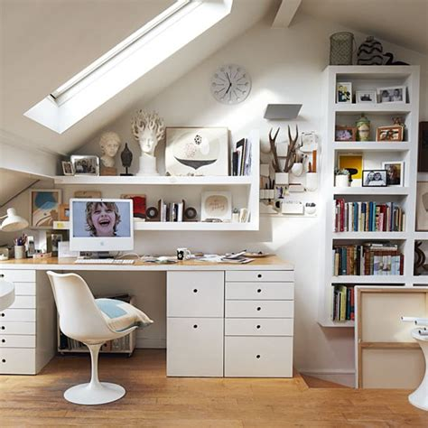home loft office loft conversion home office step inside a calm edwardian