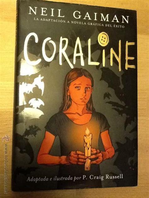 coraline novela grafica coraline novela grafica comprar comics otras editoriales actuales en todocoleccion 50764716