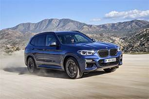 Bmw X 3 2018 Bmw X3 G01 Goes Official Transitions From Sav To Suv
