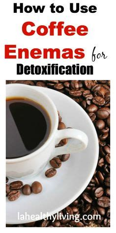 Coffee Liver Detox by Coffee On Gerson Therapy Salt Water