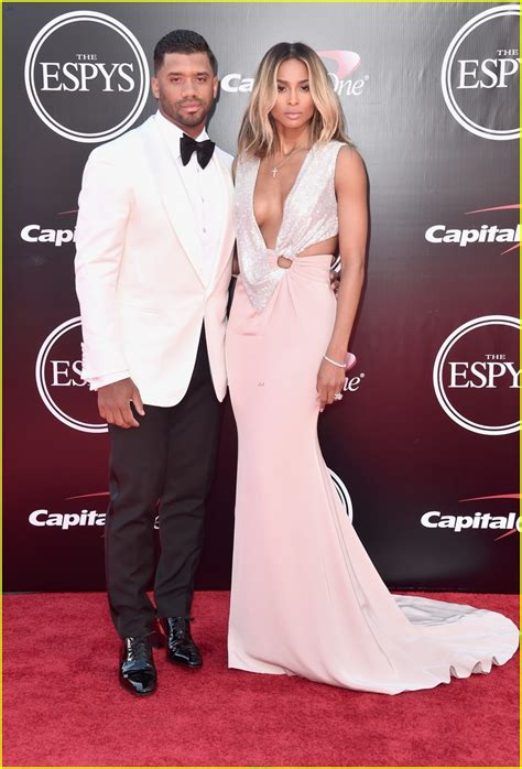 Ciara Top Hsalmon ciara wilson make newlywed appearance at