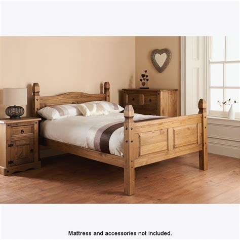 what is bed rio 4ft 6 quot double bed furniture b m