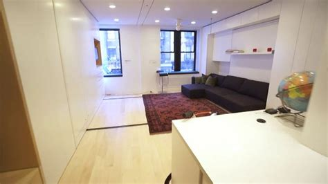 how big is 350 square feet gizmodo the tiny transforming apartment that packs eight
