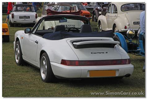 porsche 964 cabriolet porsche 964 cabrio image 36