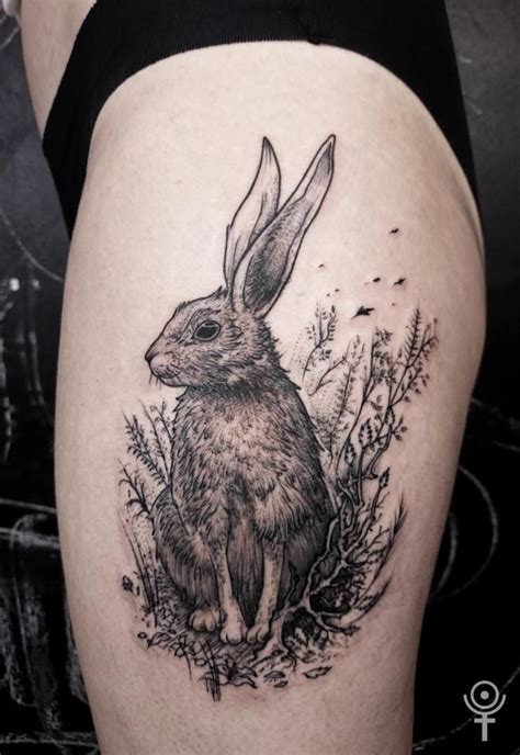 bunny tattoos 342 best rabbit ideas images on rabbit