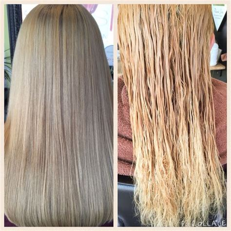 best deep conditioner after blonde hair color correction deep conditioning hair reconstructing
