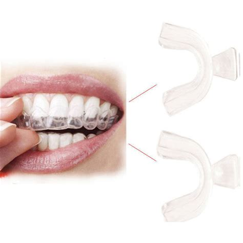 thermoform moldable mouth teeth dental tray tooth