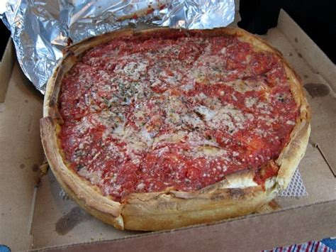 chicago embrace  stuffed pizza  porrettas
