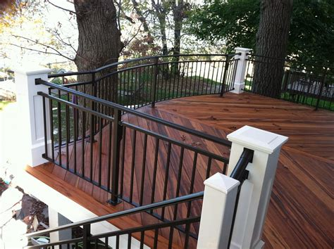Banister International by Aluminum Railing Systems Railcraft International