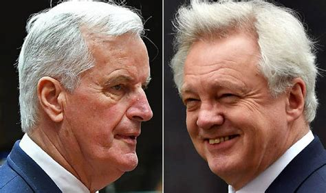 Cabinet Barnier by Theresa May S Time At Number 10 Is Not Quite Up Writes