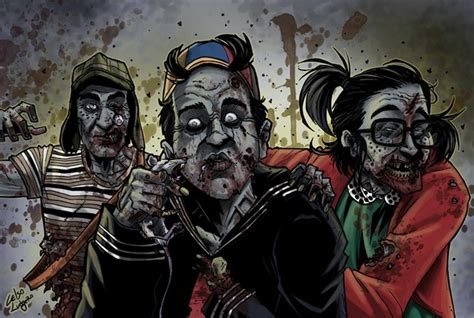 imagenes de zombies reales hd chaves kiko e chiquinha na vers 227 o zumbi zumbis do mundo