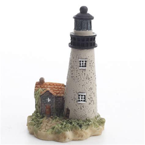 miniature lighthouse fairy garden supplies dollhouse