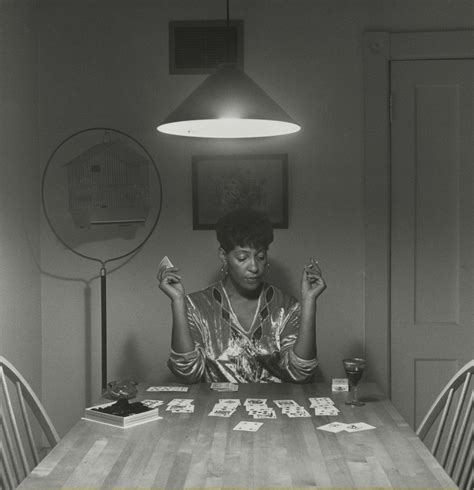 carrie mae weems kitchen table fine art photography studio 187 187 composition and contrast