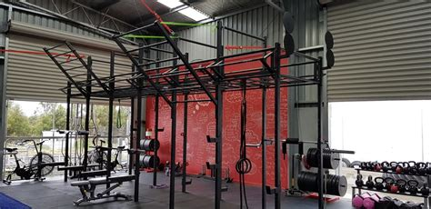 squat rack crossfit rig grays fitness
