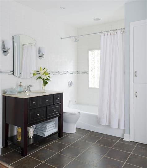 Small Bath, Big Style   Contemporary   Bathroom