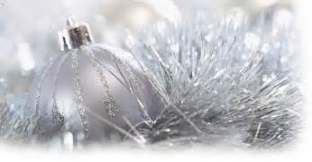 tree silver white: attractive silver christmas ornaments silver christmas ornaments