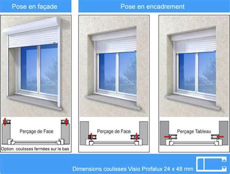 Le Solaire 324 by Volet Roulant Visio Profalux Sur Mesure Prix D 232 S 324 00