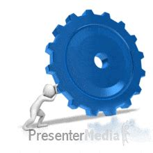 Strong Chain Link Business And Finance Great Clipart Animated Gears Powerpoint