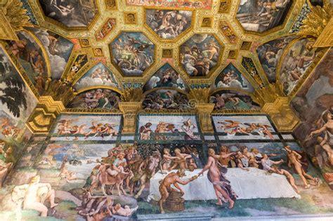 affreschi soffitto gli affreschi soffitto di palazzo te a mantova