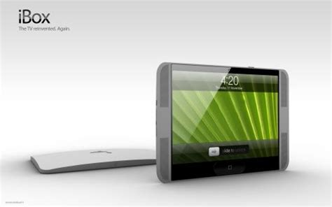 apple ibox is both a new 7 inch and set top box concept phones