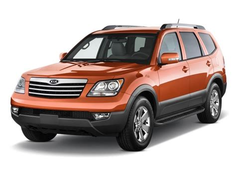 2009 kia borrego review ratings specs prices and