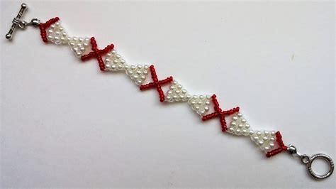 simple beaded bracelets to make simple beaded bracelet tutorial bow bracelet